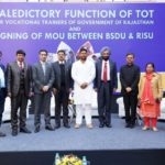 BSDU signs MoU with RISU
