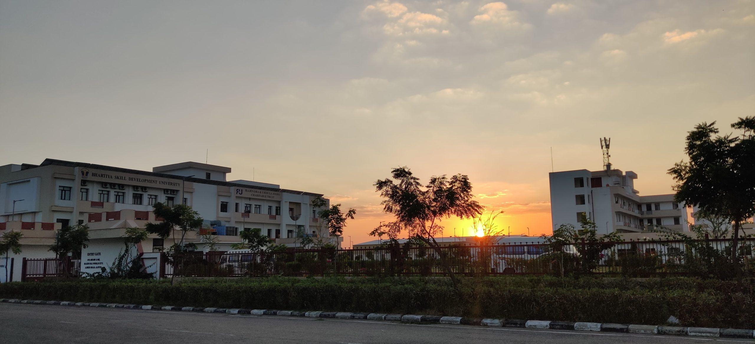 Bhartiya Skill Development University