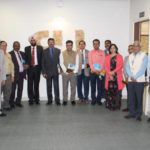 A Delegation Of Vice Chancellors visited BSDU