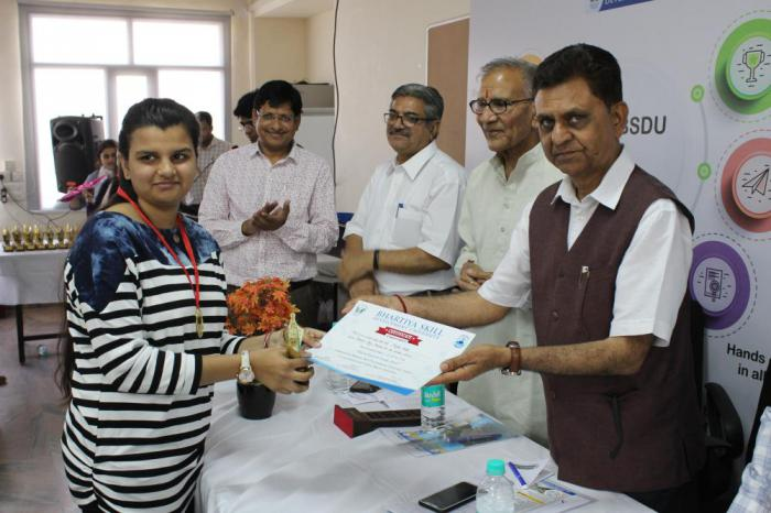 PRIZE DISTRIBUTION CEREMONY OF MERITORIOUS STUDENTS