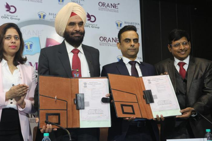 MOU with Orane International