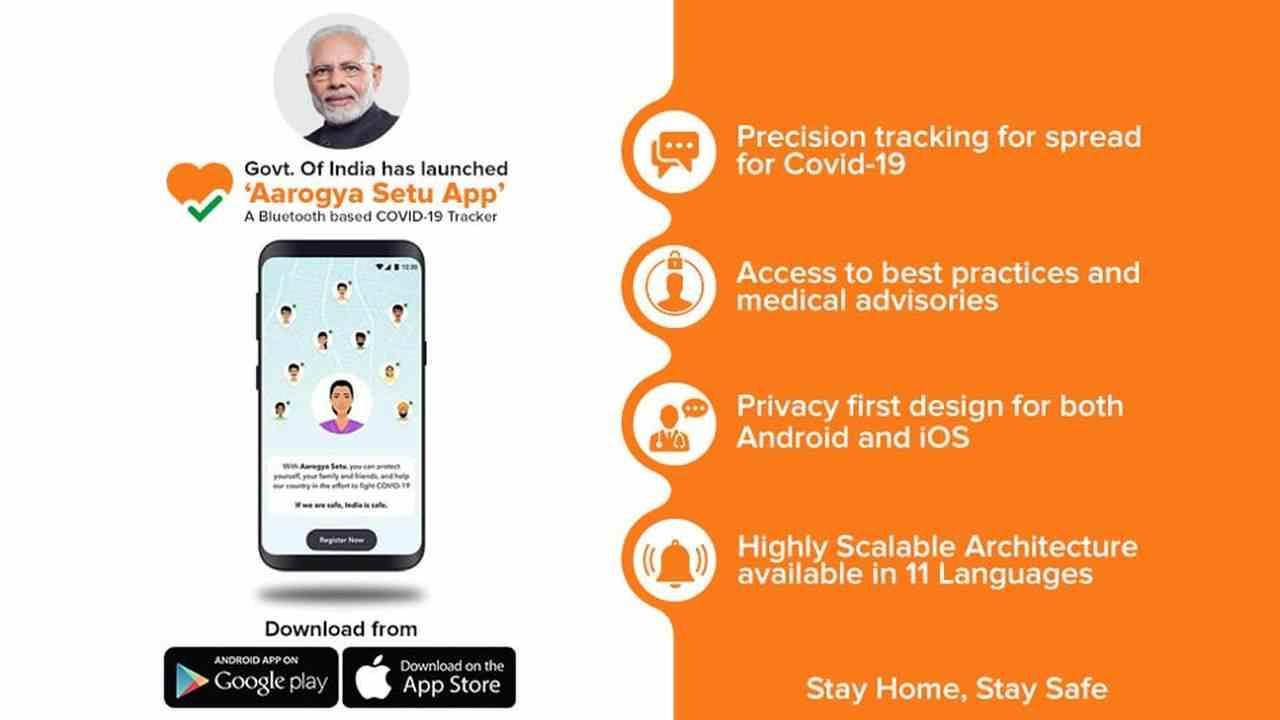BSDU_Jaipur_Aarogya_Set_App