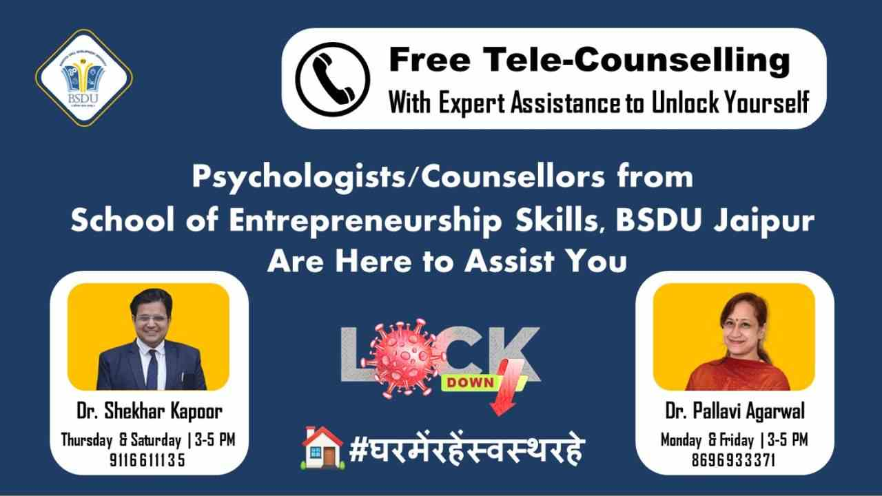 BSDU_Jaipur_COVID_Counselling